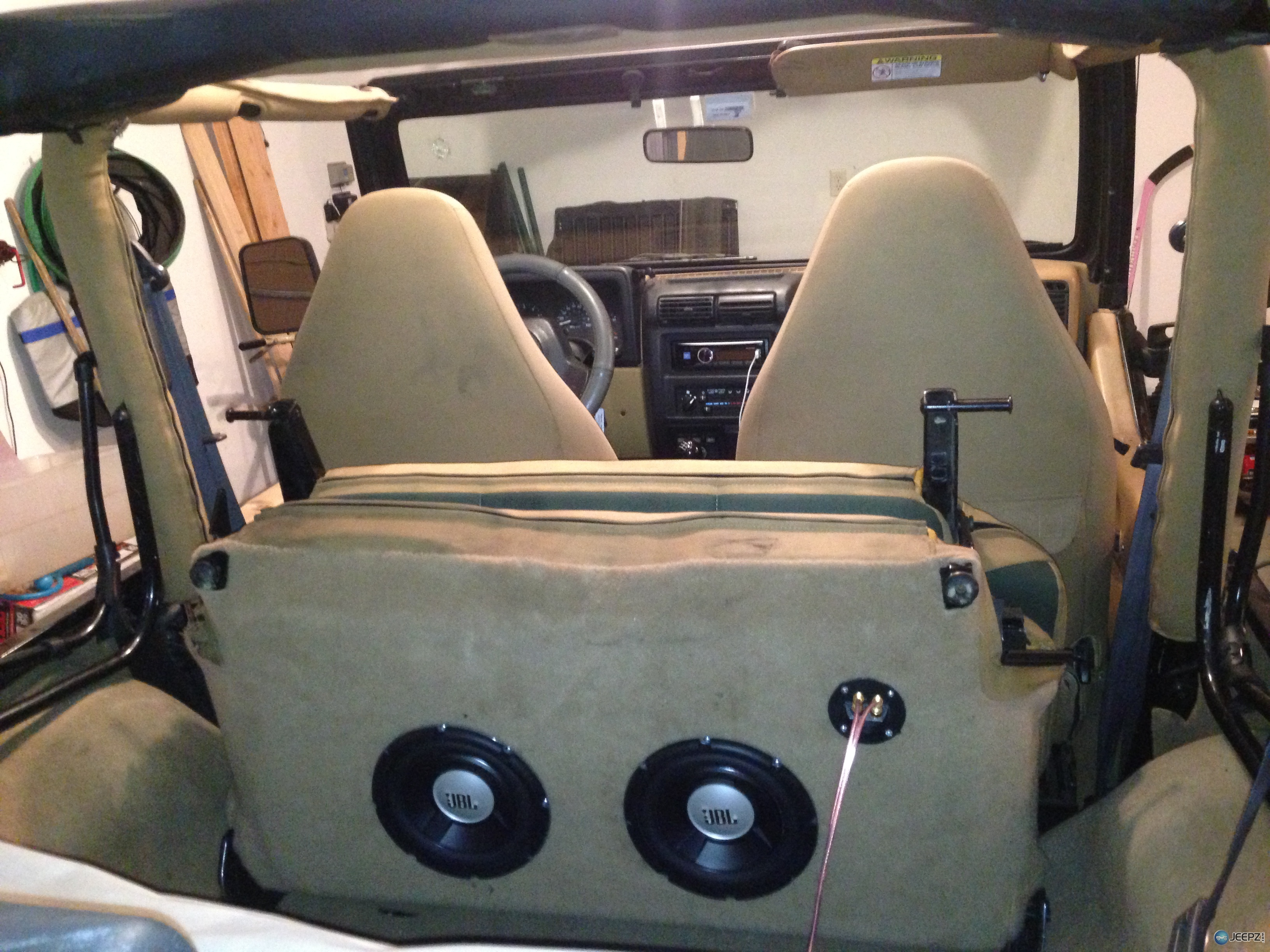 Pioneer low profile sub or any other? - Jeep Wrangler Forum