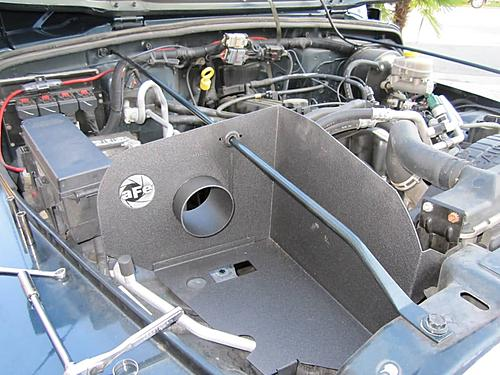 Install a cold air intake on a Jeep Wrangler TJ-14-install-crossmember.jpg