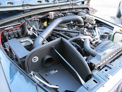 Install a cold air intake on a Jeep Wrangler TJ-17-install-pcv-hose.jpg