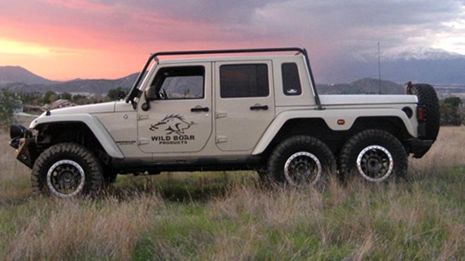 Dodge Power Wagon 6x6 For Sale >> JK6 Wheeler - Jeep Wrangler Forum