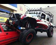 2008 Sema Jeep Jk Wrangler Unlimited For Sale