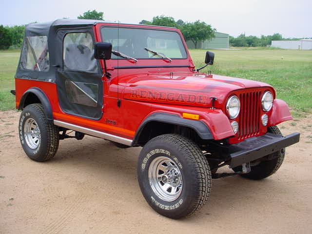 What Is The Difference Between A Jeep Wrangler And A Jeep Cj7