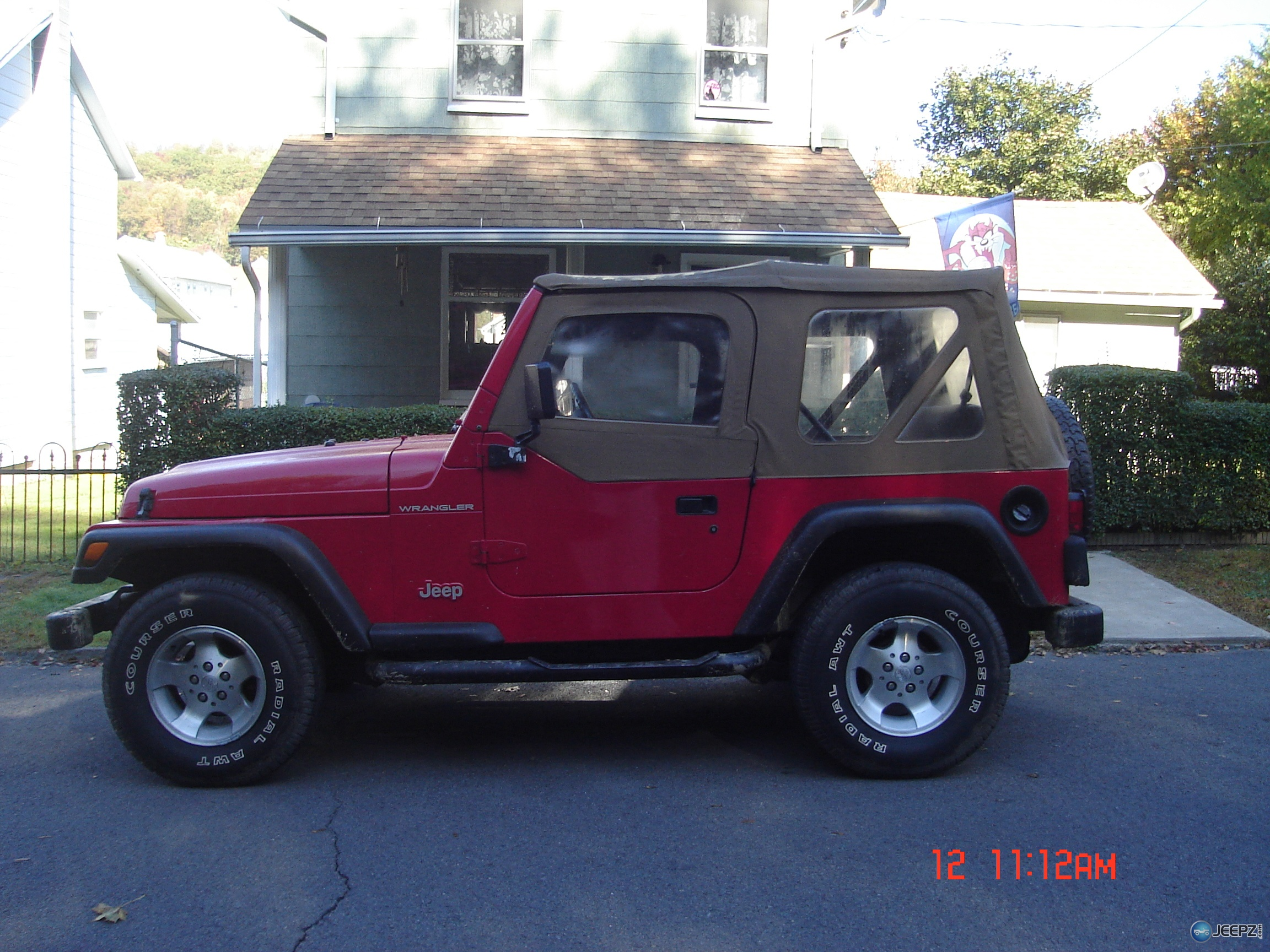 Homemade Jeep Tops Your Jeep With The Soft Top