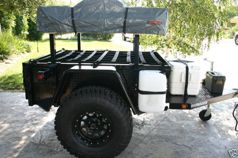 Creative Campng Jeep Trailer  Jeep Camping Trailers  JKownerscom  Jeep