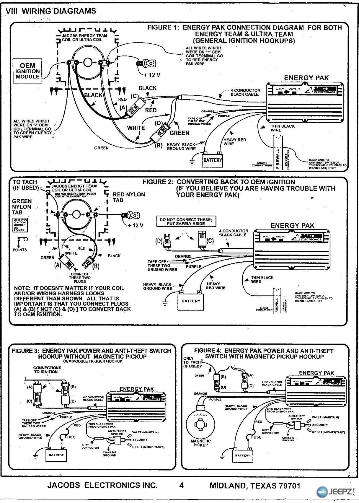 jacobs ignition jacobs omni ignition wiring diagram