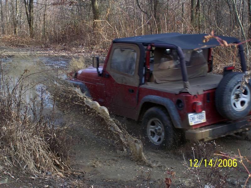 4 wheelin in connellsville pa