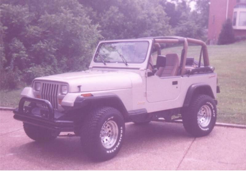 1995 YJ Rio Grande 32x12.50