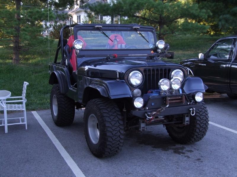 1964 Willys CJ5