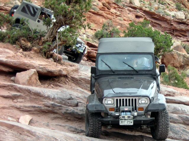 A Week in Moab