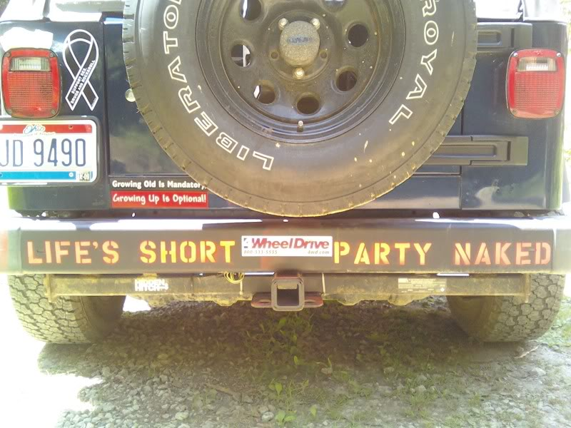 Life's Short - Party Naked