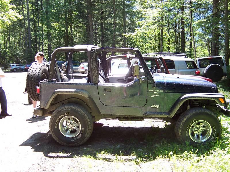 1997 Jeep Wrangler Tj Jeepz Com Reader Rides