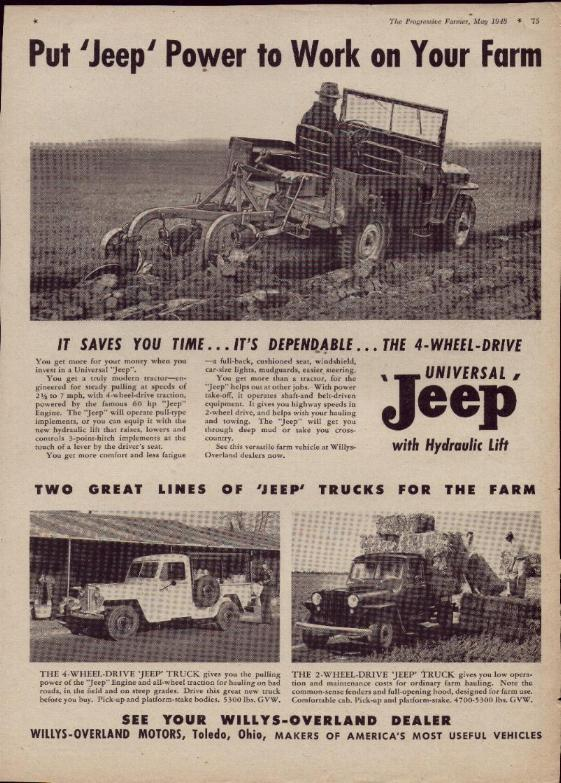 The Jeep Plow