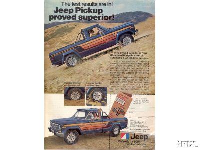 Jeep Pickup