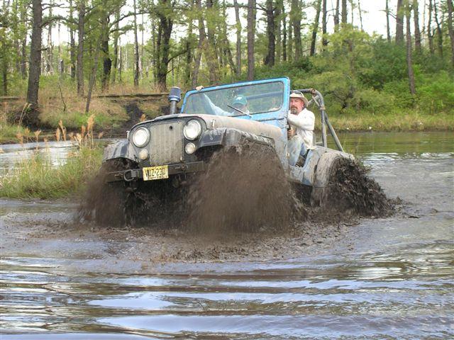 Wharton Mud