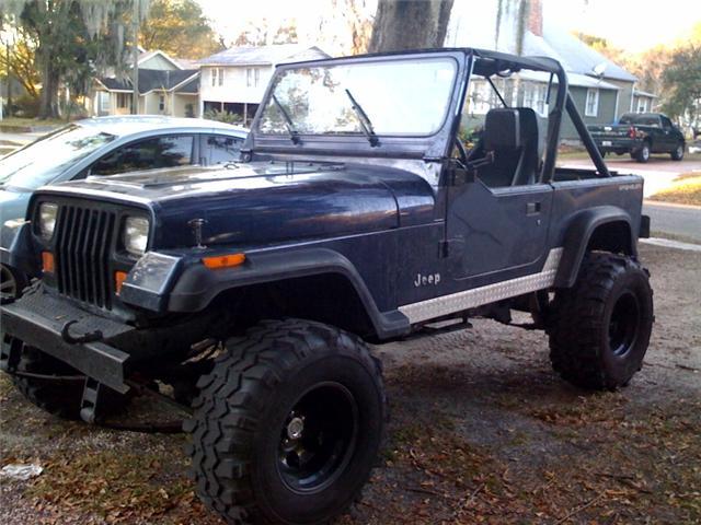 Splurge's  94 Jeep YJ