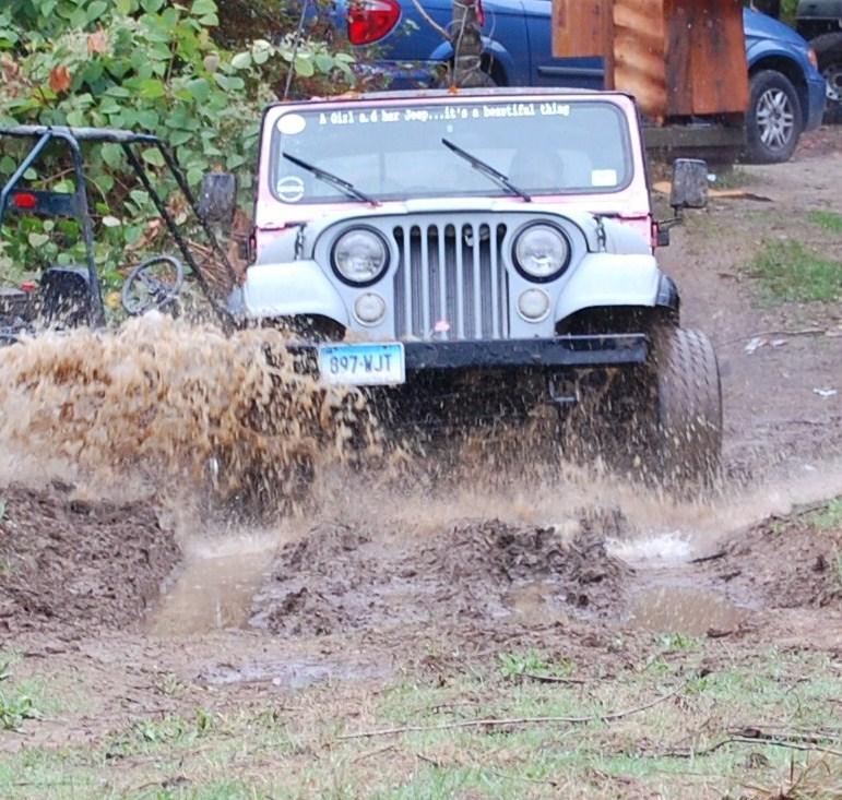 my wife jeep