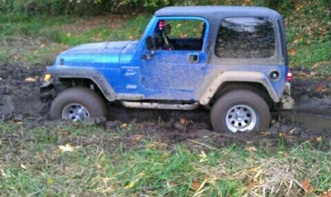 first time stuck!
