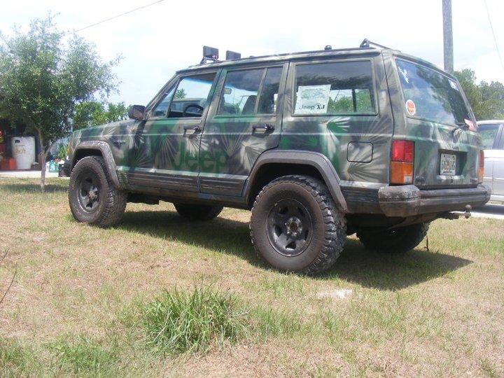 88' XJ 4x4