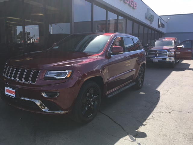 My 2016 Jeep Grand cherokee
