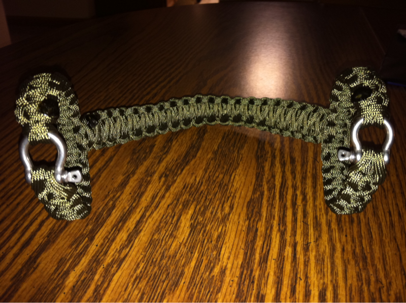 Grab Some Handles Paracord