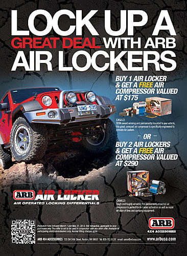 FREE ARB Compressor With ARB Air Locker(s) Purchase At FUELED 4WD!-2013airlockerpromo.jpg