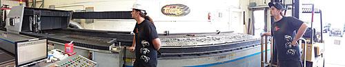 3-Link & 4-Link Kits, Brackets, Rod End Kits, Steering, Beadlocks & Lots More !-bart-laser-cutting.jpg