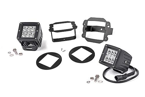 new jk fog light kit from rough country
