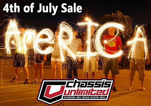 20% OFF- 4th Of July Weekend Sale Starts now @ Chassis Unlimited-4th-sale.jpg