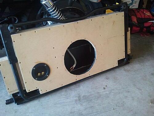 Subwoofer inside of a Jeep Wrangler rear seat-2012-04-04-16.31.37.jpg
