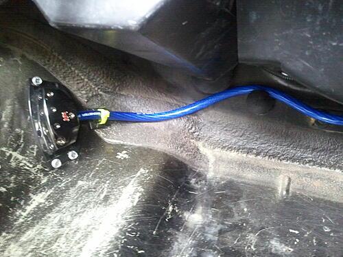 Subwoofer inside of a Jeep Wrangler rear seat-2012-04-14-13.31.56.jpg