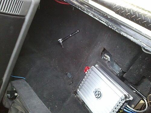 Subwoofer inside of a Jeep Wrangler rear seat-2012-04-15-19.30.15.jpg