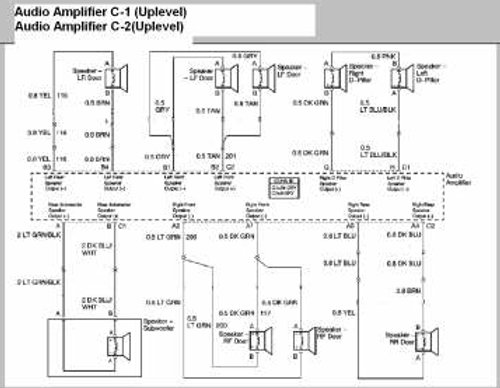 audi q7 bose amplifier wiring diagram audi image bose 802 series 2 wiring diagram jodebal com on audi q7 bose amplifier wiring diagram