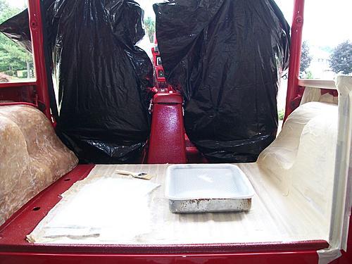 Subwoofer inside of a Jeep Wrangler rear seat-100_1819.jpg