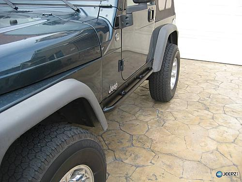 How to install Rock Sliders on a Jeep Wrangler-rock-sliders-tj_jeep_wrangler_rock_slider.jpg