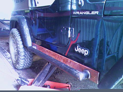How to install Rock Sliders on a Jeep Wrangler-092009_1507.jpg
