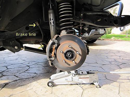Installing extended Jeep brake hoses-stock-brakes_jeepz.jpg