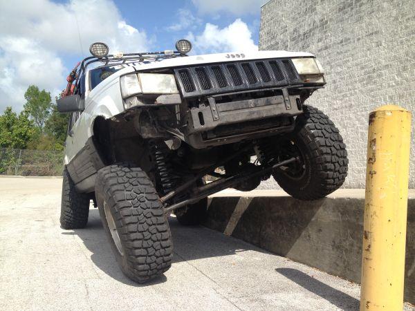 1998 Jeep Grand Cherokee 4 0