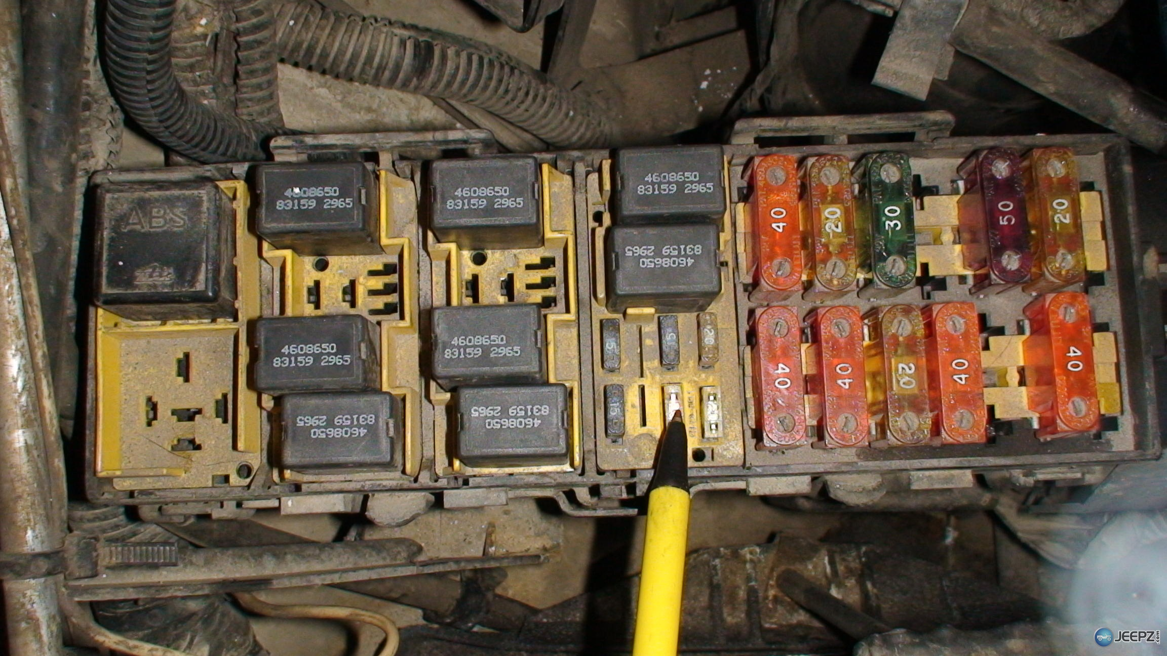 2008 jeep commander fuse box diagram 2008 jeep patriot fuse box diagram pdc 20 amp fuse #13