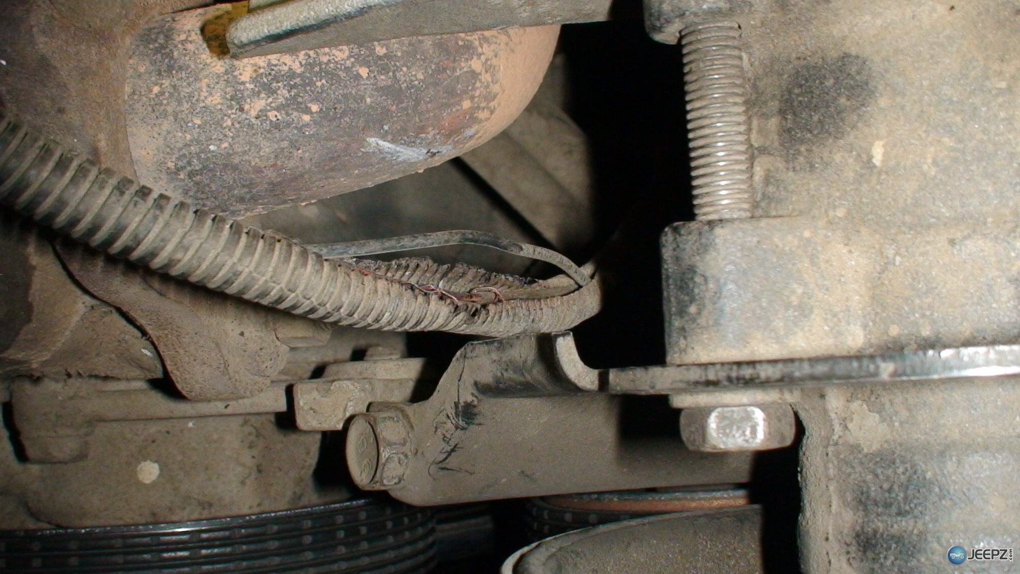Jeep Cranks But Does Not Start. No Check Engine Light. Dsc00313