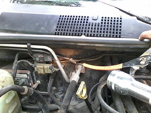 Hvac Vacuum Leak 97 Xj