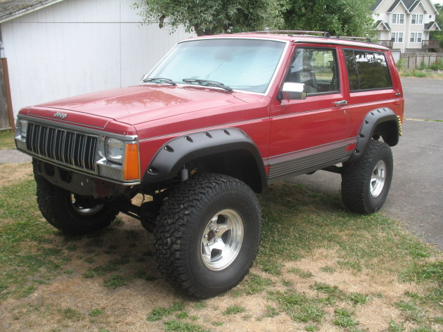 93 cherokee lifts... what would work best?