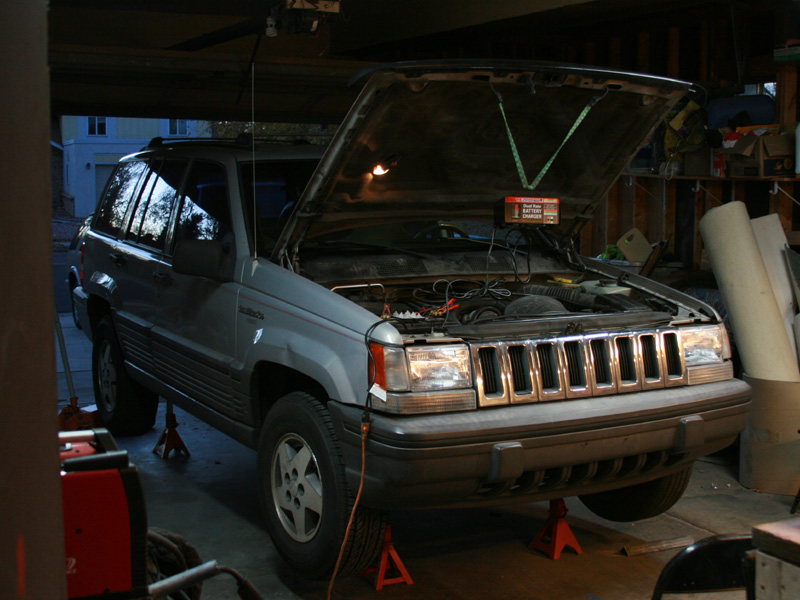 1994 Jeep Grand Cherokee 4 0 Transmission Slipping
