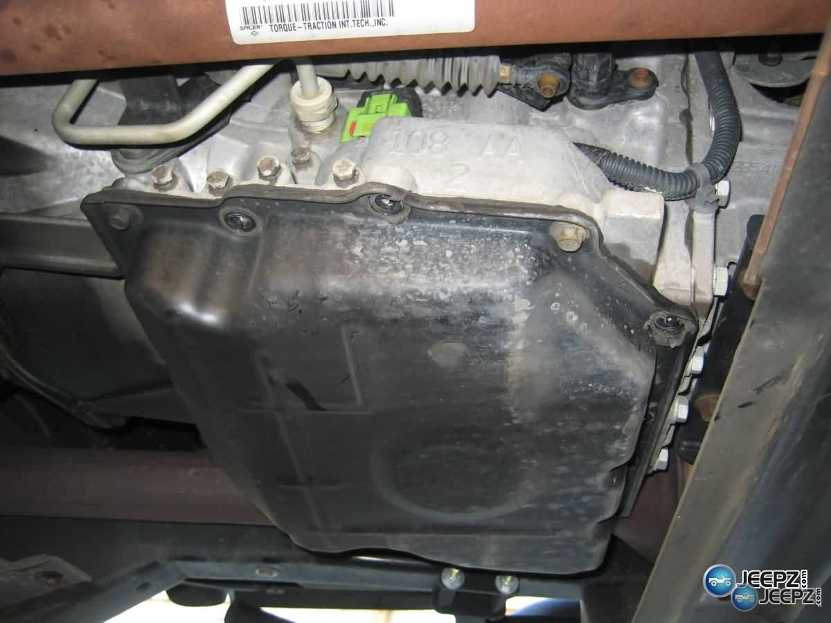 trnasfer case how to change oil honda pilot 2007