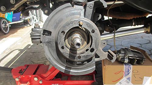 Wrangler TJ wheel hub / bearing assembly replacement-14-install-brake-shield.jpg