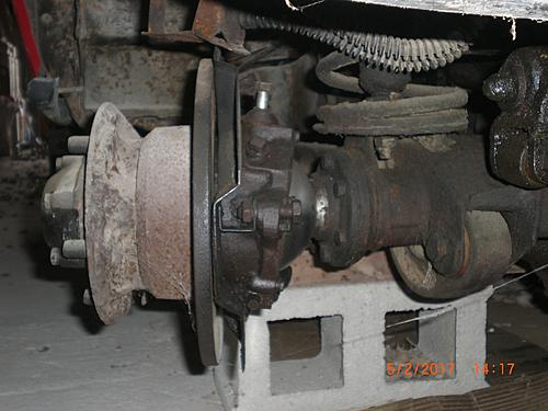 Wrangler TJ wheel hub / bearing assembly replacement-cimg2341.jpg