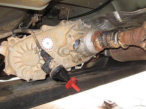 Jeep Speedometer Gear Change-7-jeep-speedo-removed.jpg