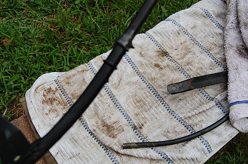 Replacing a broken Oil Dipstick Tube on a 258-oil-tube-014.jpg