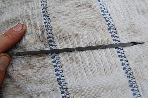 Replacing a broken Oil Dipstick Tube on a 258-oil-tube-015.jpg