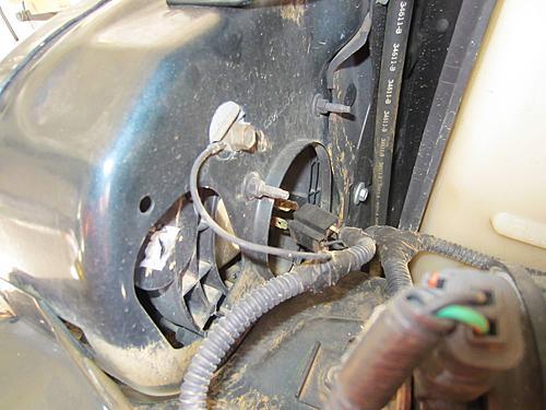 Transmission cooler install-5-unplug-headlight-bulb.jpg