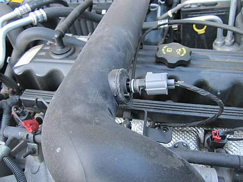 Install a cold air intake on a Jeep Wrangler TJ-06-unplug-air-sensor-intake.jpg